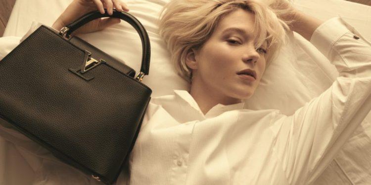 Campanha Louis Vuitton Capucine