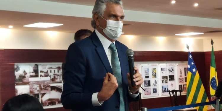 Governo de Goiás defende a qualificação de goianos para o mercado de trabalho. Foto: Mateus Oliveira/Rádio Bandeirantes.
