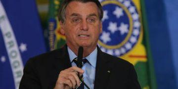 Presidente Jair Bolsonaro (foto Marcos Correia,PR)