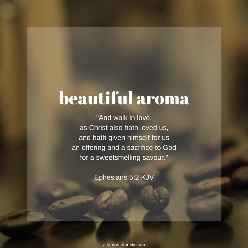 A Beautiful Aroma