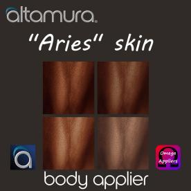 aries male skin