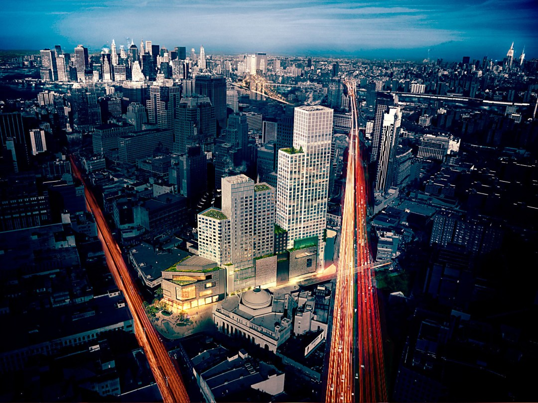 CONSULTING FOR SUSTAINABLE PERFORMANCE IN BROOKLYN HIGHRISE
