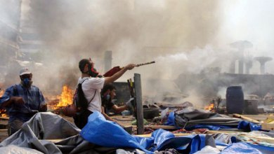 Photo of مفتي الدم في رابعة