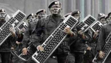 Photo of مُفكر عربي يدعو لتشكيل «جيش إلكتروني»