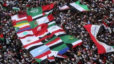 صورة وحدة المسلمين لمواجهة الأعداء
