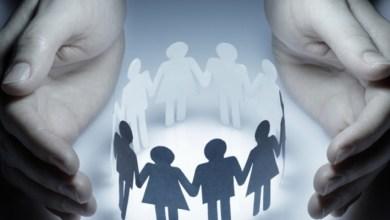 الخطاب الإلهي وضع أسس التضامن الإنساني