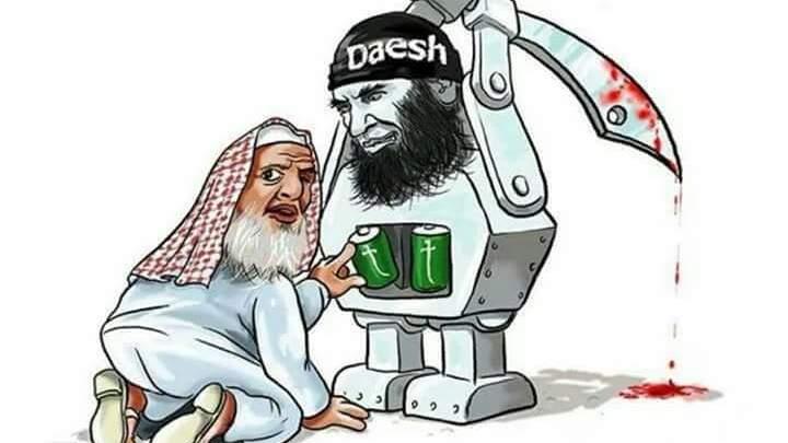 الخوارج-الفتاوى التكفيرية تشوه صورة الإسلام