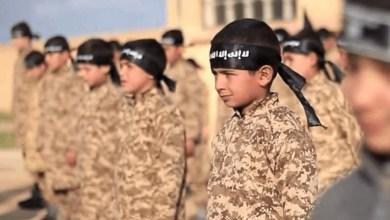 تجنيد الأطفال في الحروب