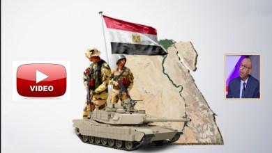 صورة عكاشة: المصريون يقفون صفًا واحدًا خلف جيشهم