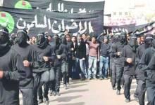 الديمقراطية-الجماعة-التشكيلات الإرهابية