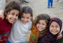 صورة مطالبات بحماية حقوق الفتيات
