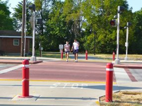 NWA Razorback Regional Greenway Crossing