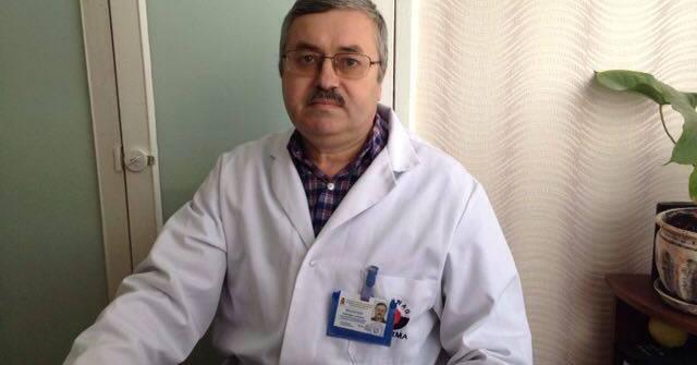 medicul Iurie Moscalu