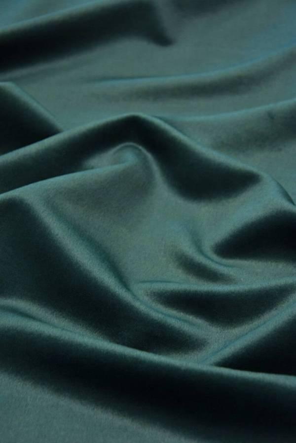 Пальтовый кашемир с шерстью темно