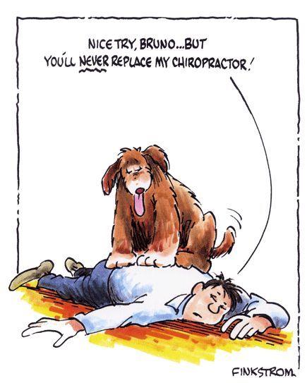 Chiropractic Comic 3