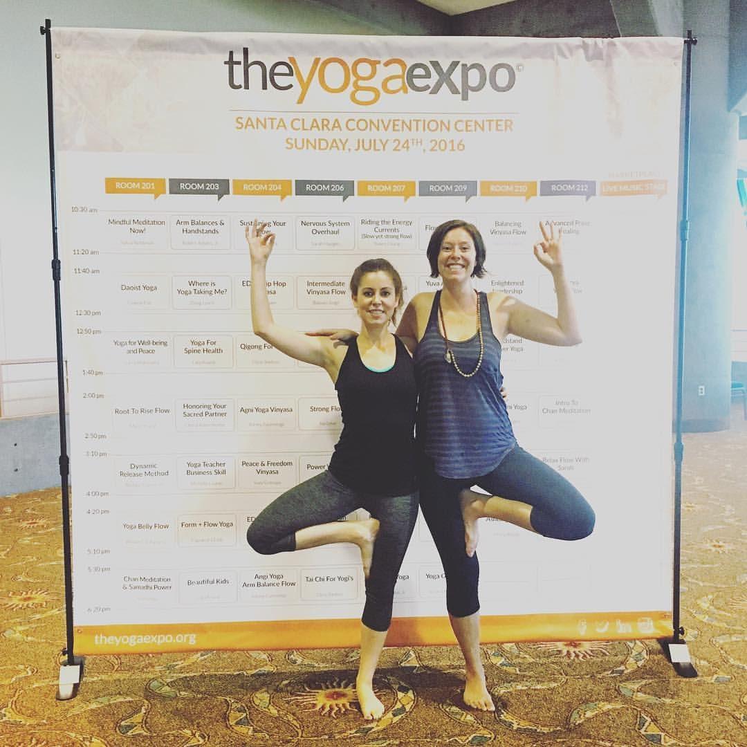 Dr Anna Marie - Yoga