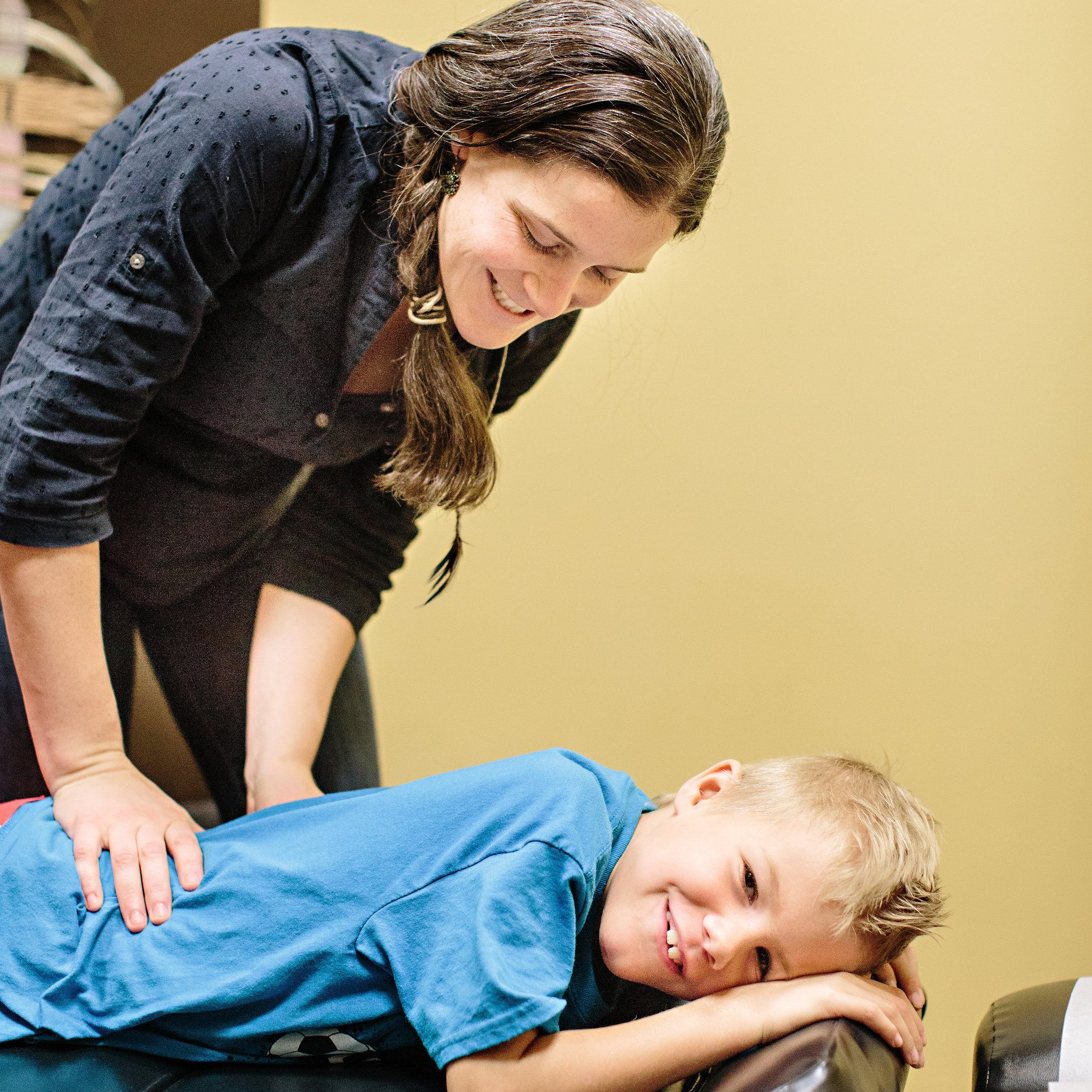 Chiropractic for Kids of All Ages
