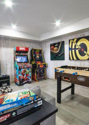 Alta Vista - Departamentos en venta en Pucón- Sala de juegos