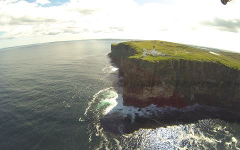 Dunnet Head Drone