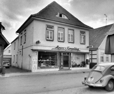 Haus Meyer Konderding 1971