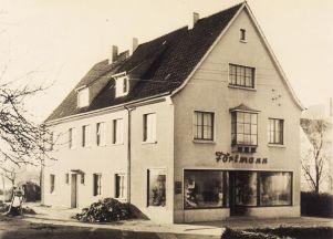 -48- Zunächst Textikhaus von 1959, später Schuhhaus Fortmann