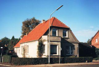 -56- Haus schlüter 1999, rechts neben der Einmündung der Alten Drostestraße