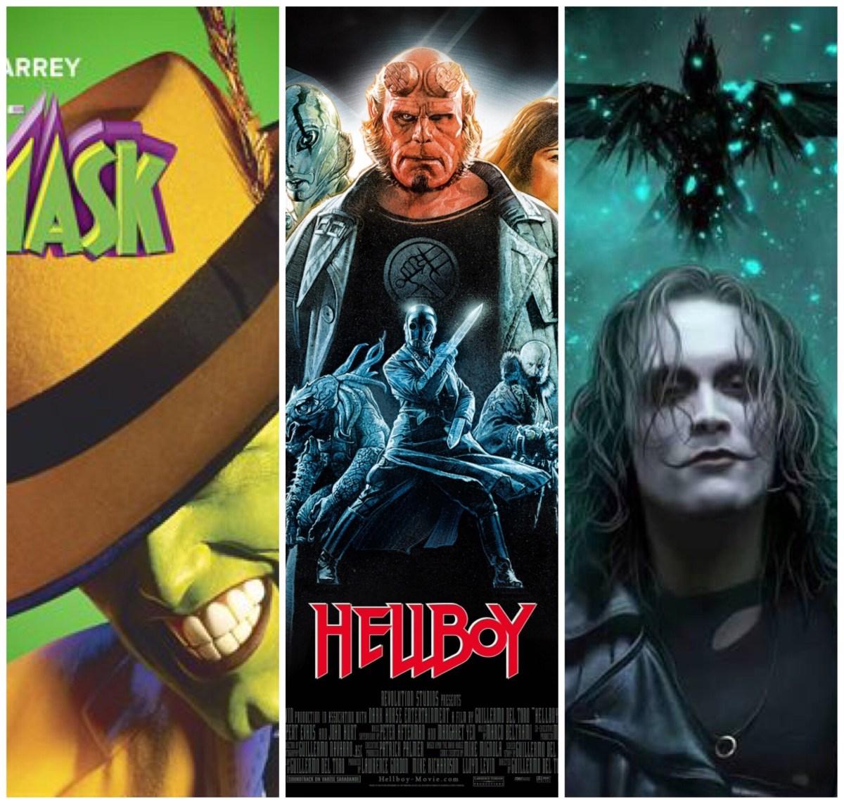 AltList - Marvel ve DC Dışında 15 Çizgi Roman Filmi