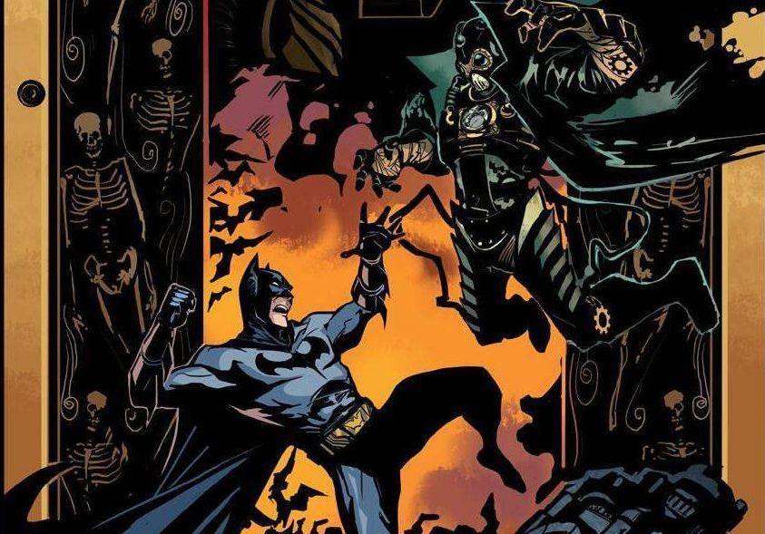 ÇizgiRomanYorum- Batman: Gotham'ın Kapıları (2016)