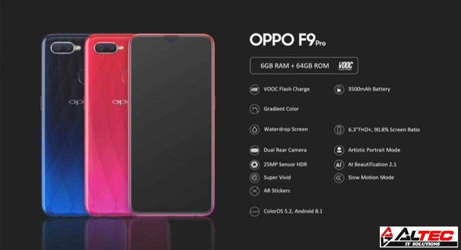 Oppo F9 Pro Sri Lanka Launch Set for 4th September 2018