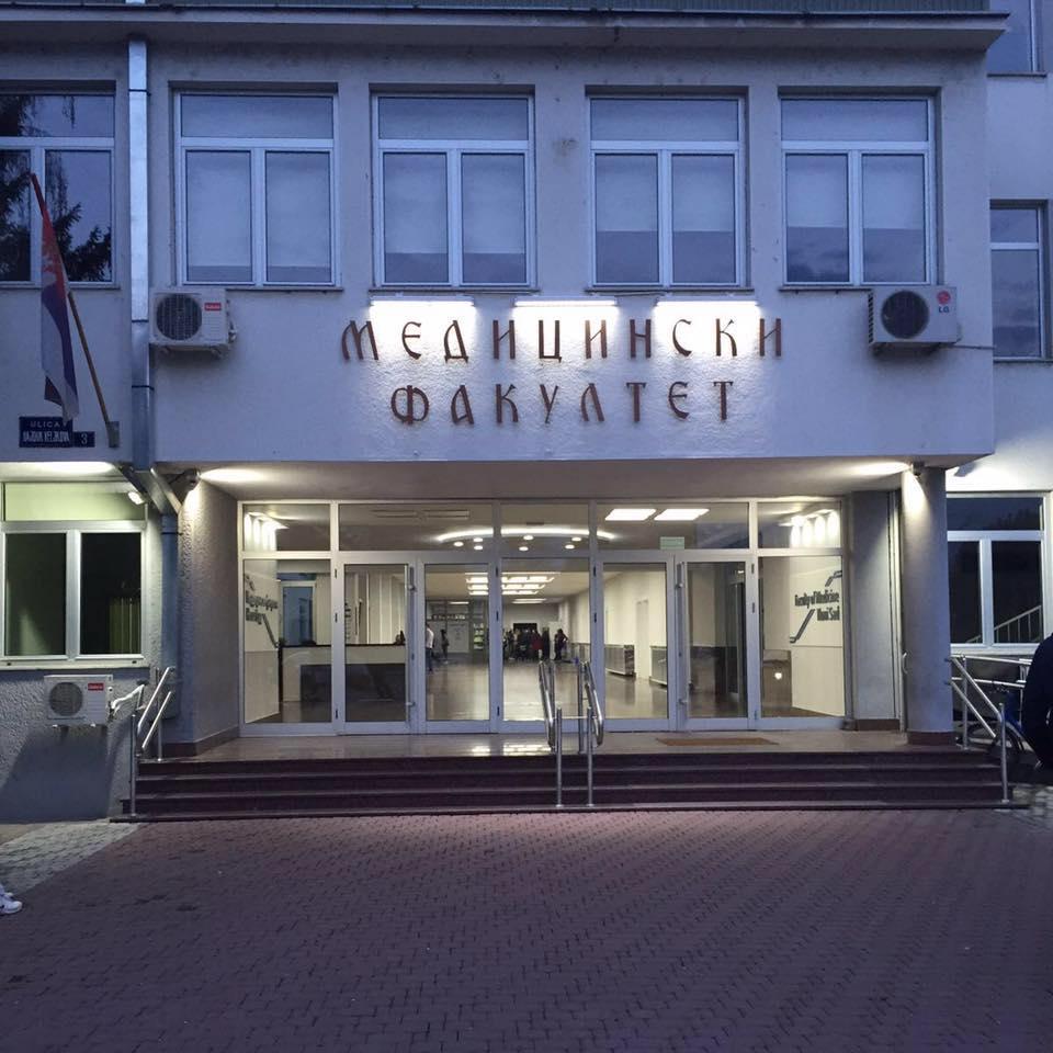 Medicinski Fakultet Novi Sad