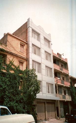 Valid Binası - Cezayir