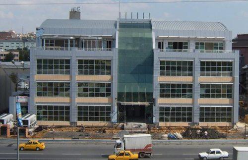 GİSAD Binası - İkitelli