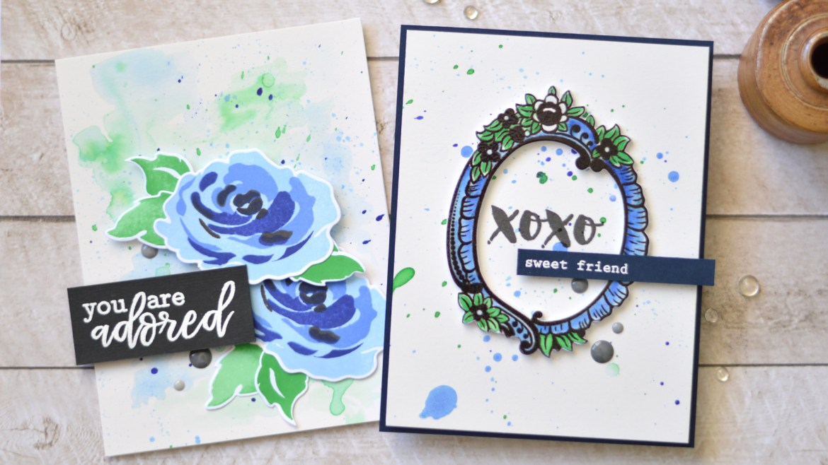Altenew - Creativity Kit Sweet Story of Us - Take 2 with Therese (card video) (4)
