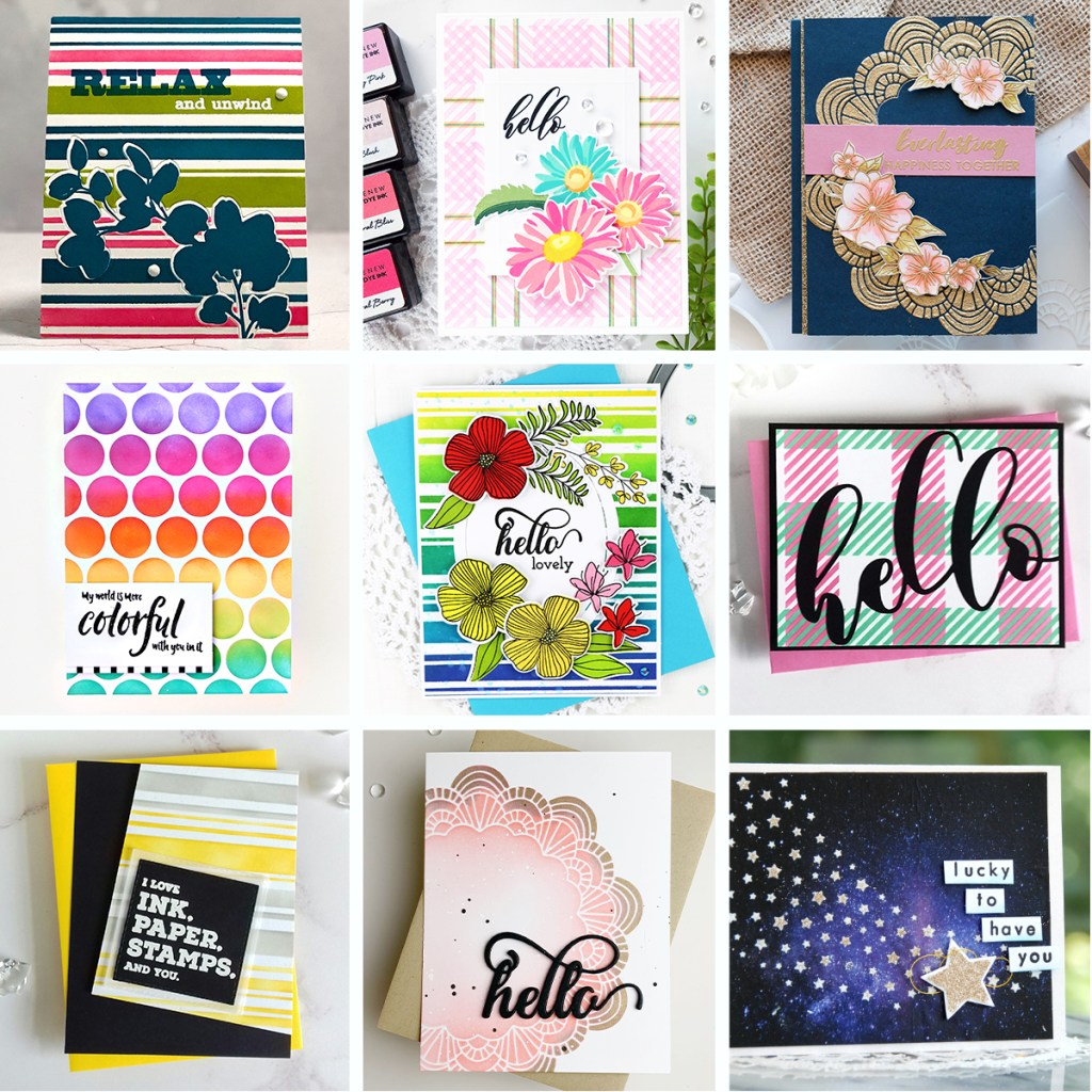giveaway blogs july 2019 stencil release giveaway winners altenew blog 8025