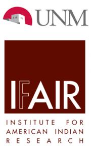 UNM IFAIR logo