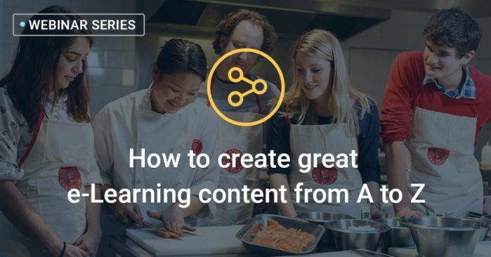 Create Great eLearning from A-Z
