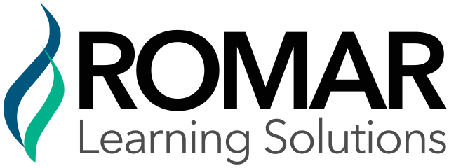 Romar Learning Solution logo