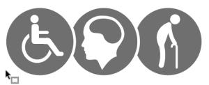 Icon Demenz und weitere Zielgruppen