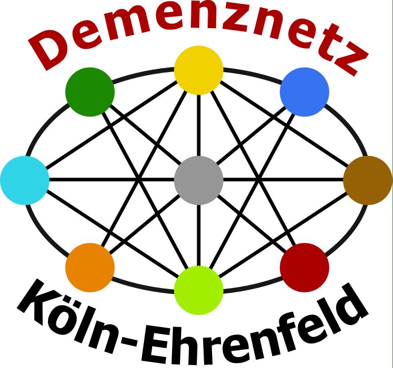 Logo des Demenznetz Köln-Ehrenfeld