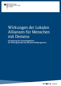 Screenshot des Titelblatts des Dokumentes.