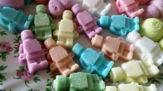 Sugar figurines