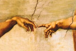 Creation of Adam_Hands