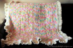 Crochet Baby Blanket 2