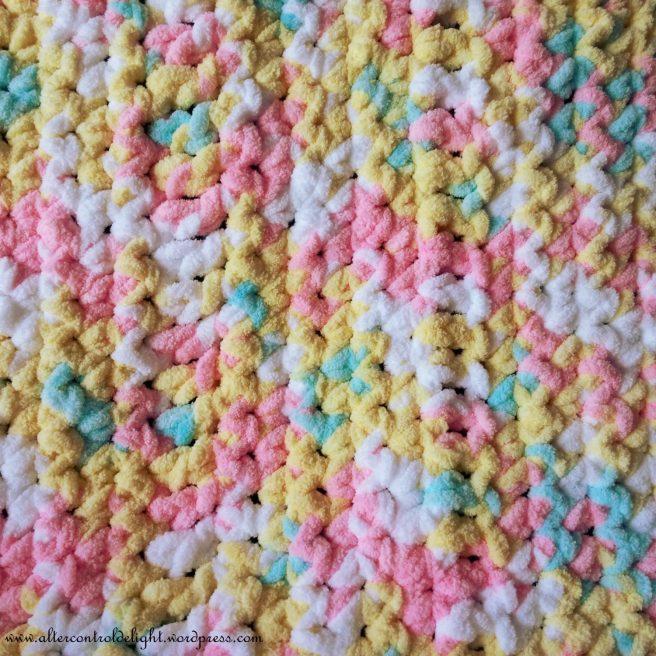 Crochet Baby Blanket 4