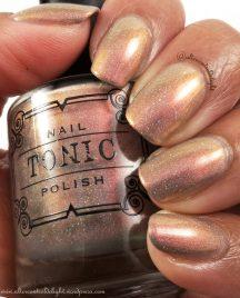 Tonic Polish Incandescent Swatch 2