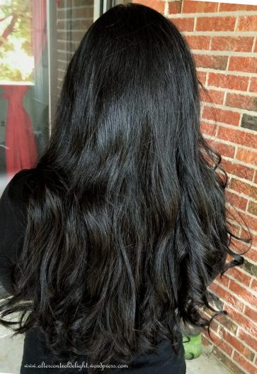 Hair Curly 2
