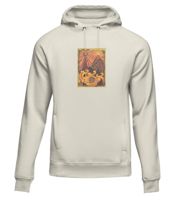 Lord of the Rings One Ring Destruction Hoodie