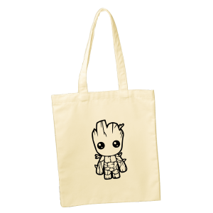 Guardians of the Galaxy Groot Tote Bag
