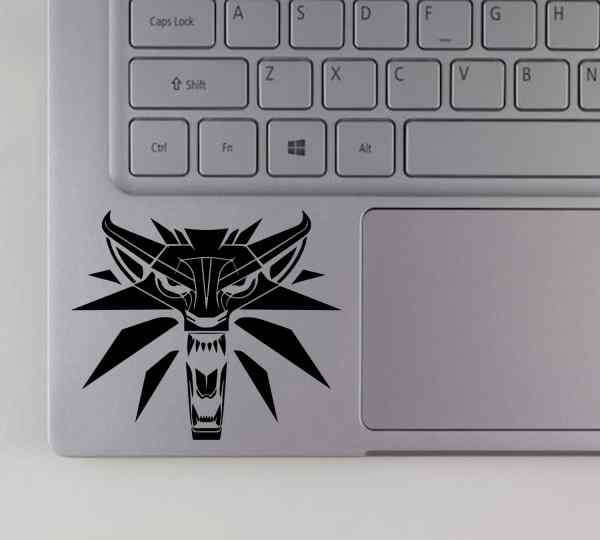 The Witcher Decal