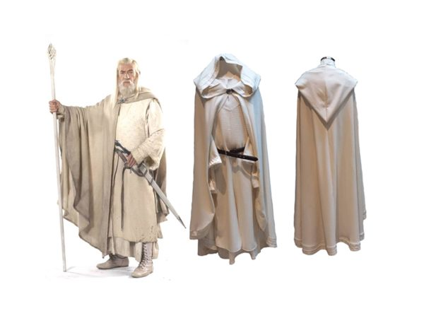 Lord of the Rings Gandalf the White Cosplay